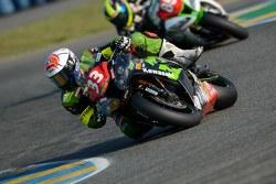 #33 Kawasaki: Julien Pilot, Emeric Jonchiere, Morgan Berchet