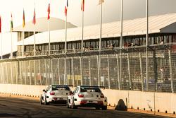 Yvan Muller, Citroën C-Elysée WTCC, Citroën World Touring Car Team WTCC, Sébastien Loeb, Citroën C-E