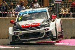 Sébastien Loeb, Citroën C-Elysée WTCC, Citroën World Touring Car Team WTCC