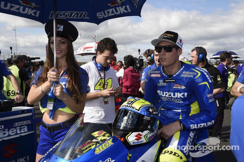 Aleix Espargaro, MotoGP铃木车队