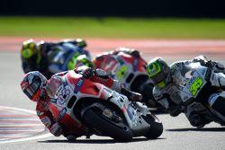Andrea Dovizioso, Ducati Team and & Crutchlow, Team LCR Honda