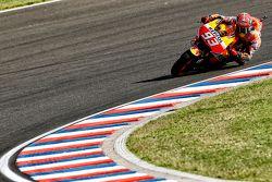 Marc Marquez, Repsol Honda Team, leidt