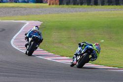 Scott Redding, Marc VDS Racing Team Honda & Maverick Viñales, Team Suzuki MotoGP