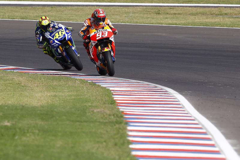 2015: duelo Márquez-Rossi que acaba con el español por los suelos
