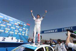 Ganador de la carrera José María López, Citroën C-Elysée WTCC, Citroën World Touring Car Team WTCC