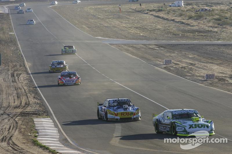 Agustin Canapino, Jet Racing Chevrolet Luis Jose Di Palma, Indecar Racing Torino Christian Ledesma,