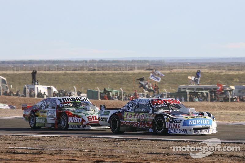 Мартін Серрано, Coiro Dole Racing Dodge Маріано Алтуна, Altuna Competicion Chevrolet