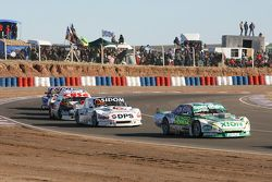 Emiliano Spataro, UR Racing 道奇;Leonel Sotro, Alifraco Sport 福特;Carlos Okulovich, Maquin Parts Racing