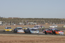 Guillermo Ortelli, JP Racing Chevrolet Martin Ponte, RUS Nero53 Racing Dodge Christian Ledesma, Jet