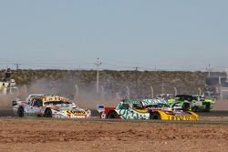 Nicolas Bonelli, Bonelli Competicion, Ford, und Sergio Alaux, Coiro Dole Racing, Chevrolet