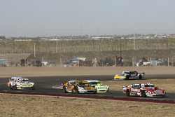 Matias Rossi, Donto Racing Chevrolet Leonel Pernia, Las Toscas Racing Chevrolet Agustin Canapino, Jet Racing Chevrolet Juan Marcos Angelini, UR Racing Dodge