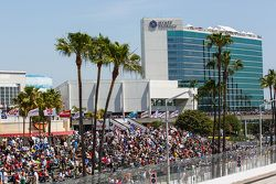 El ambiente en Long Beach