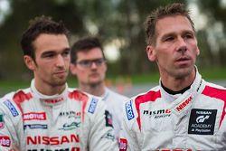 Harry Tincknell and Michael Krumm, Nissan Motorsports