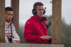 Jann Mardenborough and Michael Krumm, Nissan Motorsports