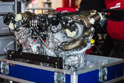 Двигатель Nissan Motorsports Nissan GT-R Nismo
