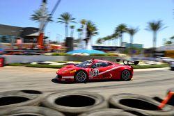 #64 Scuderia Corsa Ferrari 458 GT3 Italia: Duncan Ende