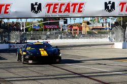 #65 Scuderia Corsa Ferrari 458 GT3: Mike Hedlund