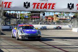 #18 TruSpeed Autosport, Porsche 911 GT3 Cup: Phil Fogg jr.