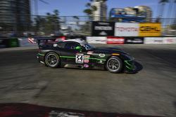 #54 Black Swan Racing, Mercedes-Benz AMG SLS GT3: Tim Pappas