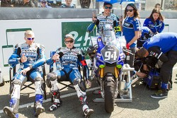 #94 Yamaha: David Checa, Kenny Foray, Mathieu Gines