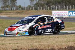 Néstor Girolami, Team Peugeot Total Argentina