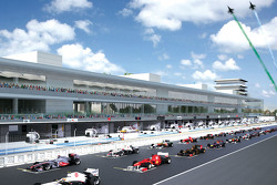 Circuito del Autódromo Hermanos Rodríguez