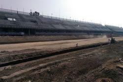 Autódromo Hermanos Rodríguez, vista desde el podium