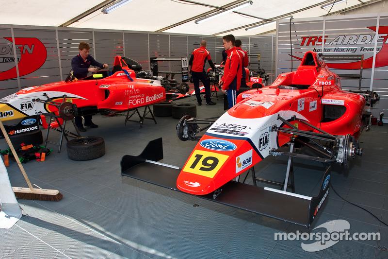 TRS Arden Car Prep
