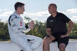 Scott Pye and Marcos Ambrose, Team Penske