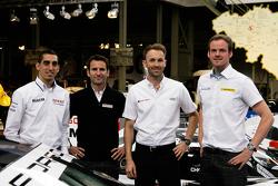 塞巴斯蒂安·布埃米, Romain Dumas, René Rast, 和Matt Howson