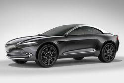 Aston Martin DBX Concepto