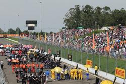 Het Velopark racecircuit