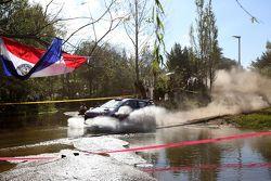 Dani Sordo et Marc Marti, Hyundai I20Wrc, Hyundai Motorsport