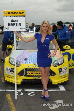 Dextra Racing pitspoes