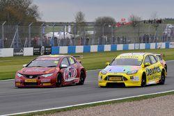 Martin Depper, Eurotech Racing and Alex Martin, Dextra Racing