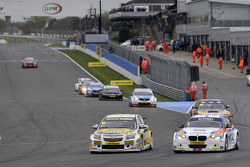 Josh Cook, Power Maxed Racing en Rob Collard, JCT1600 Racing with Gardx