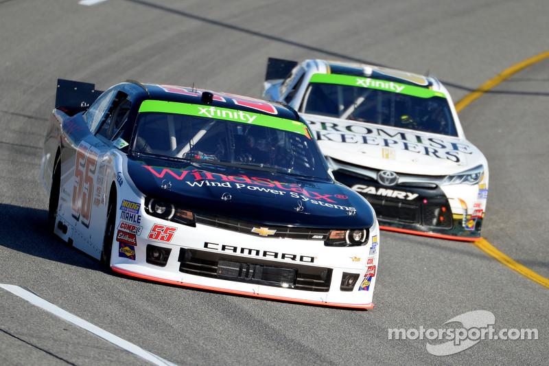 Jeffrey Earnhardt, Viva Motorsports, Chevrolet