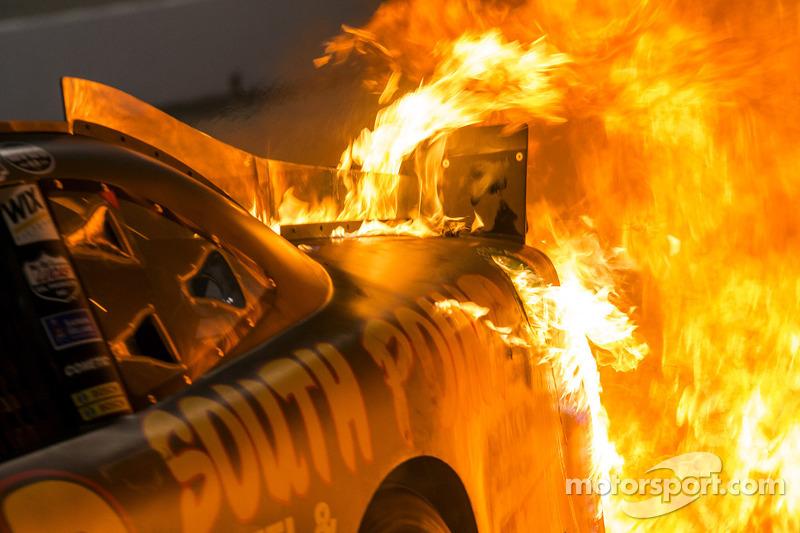 Feuer in Richmond