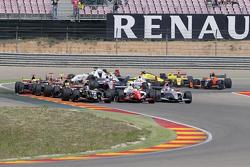 Meindert van Buuren, Lotus tomó la delantera en el inicio