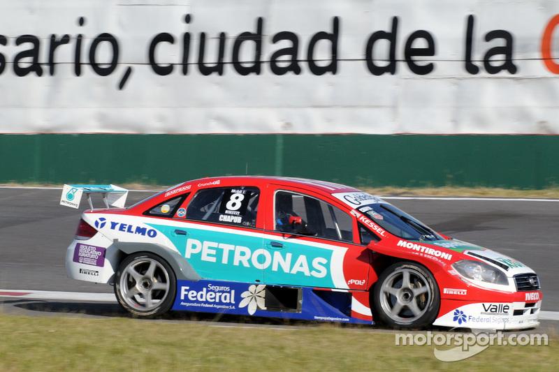Facundo Chapur, Equipo Fiat Petronas