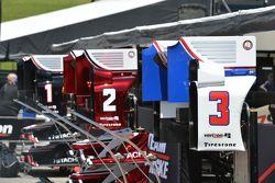Team Penske Chevrolets