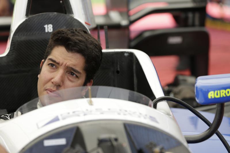 Rodolfo Gonzalez, Dale Coyne Racing