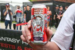 James Hinchcliffe beer