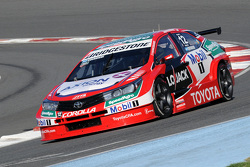 Esteban Guerrieri, Toyota Team Argentina Súper TC2000