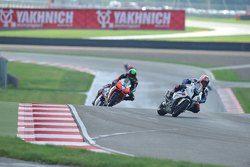 Гонка на Moscow Raceway