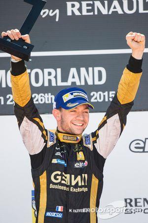El ganador Mateo Vaxivière, Lotus