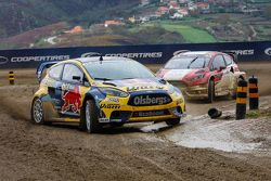 Timur Timerzyanov, Reinis Nitiss, Ford Olsbergs MSE Fiesta ST Supercar