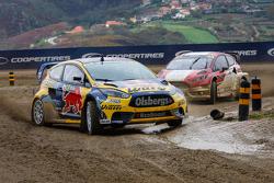 Timur Timerzyanov, Reinis Nitiss, Ford Olsbergs MSE, Fiesta ST Supercar