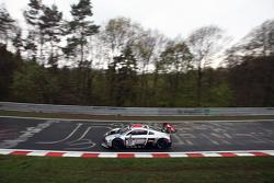 #37 Pierre Kaffer, Laurens Vanthoor Audi Sport Team WRT R8 LMS