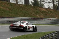 #15 Christian Mamerow, René Rast, Markus Winkelhock Audi Sport Team Phoenix R8 LMS
